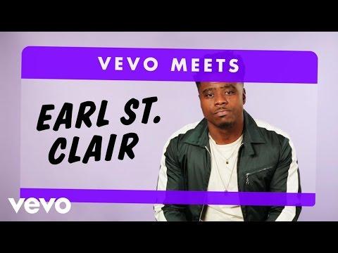 Earl St. Clair - Vevo Meets: Earl St.Clair