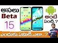 Whats Is Alpha & Beta Testing, అసలు Alpha & Beta టెస్టింగ్ అంటే ఏమిటి  || In Telugu ||