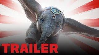 Dumbo - Official Trailer (2019) Colin Farrell, Michael Keaton