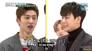 [GOD Subteam] Vietsub WEEKLY IDOL EP 341 |  iKON