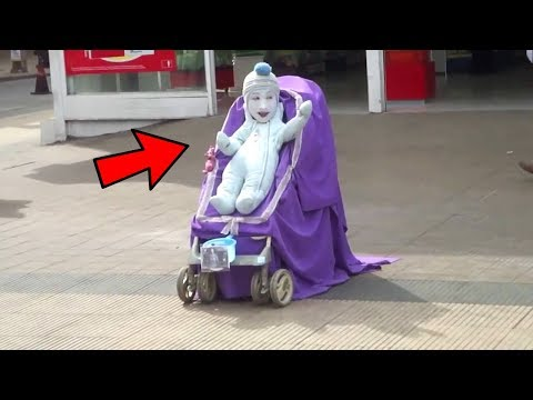 Top 10 Street Performers That Will Amaze You - Awesome & Amazing