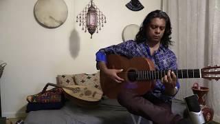 Oliver Rajamani - Sangam - Flamenco India