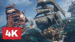 23 Minutes of Skull and Bones Gameplay in 4K - E3 2018