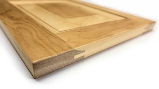 Making Raised Panel Doors On The Table Saw
