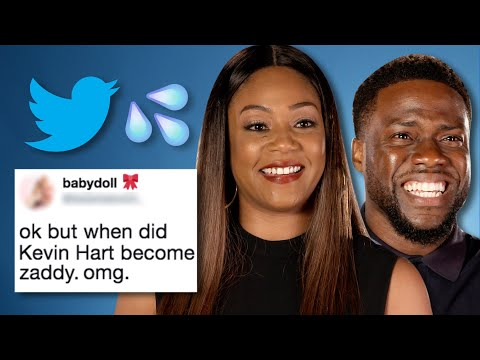 Tiffany Haddish And Kevin Hart Read Thirst Tweets