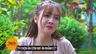 TG MEDIA FILM| TẬP 60: CHỌN ĂN CƠM HAY ĂN NHẦM CỨT| PHIM HÀI 2019
