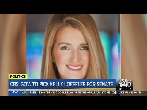 Gov. to pick Kelly Loeffler for Senate