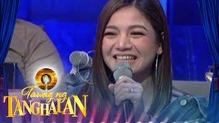 Tawag ng Tanghalan: Kyla tries to regain herself with a new 'knock-knock' joke