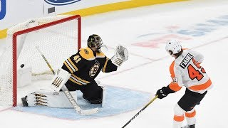 Flyers and Bruins don't settle for OT, go to the shootout