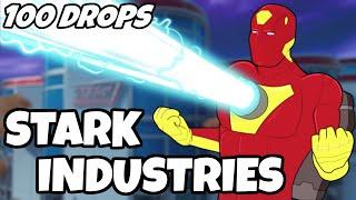100 Drops - [Stark Industries]