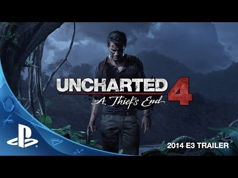 Baixar Uncharted 4: A Thief's End E3 2014 Trailer (PS4)
