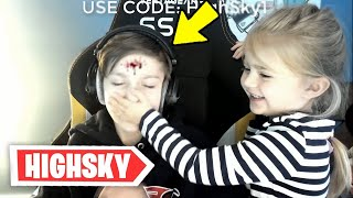 Fortnite YouTubers Who almost DIED on Camera! (H1ghSky1, Tfue, MrBeast)