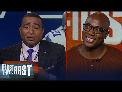 DeMarcus Ware: Cowboys are 94% better with Zeke, talks Jerry Jones & Dak | NFL | FIRST THINGS FIRST