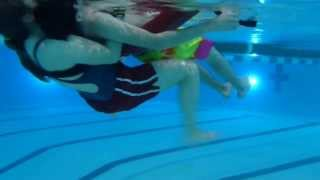 Lifeguarding Drill: Kickback, Inverted Breastroke Kick Variation