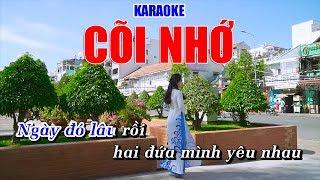 Cõi Nhớ Karaoke Beat Chuẩn Cực Hay - Hoàng Dũng Karaoke
