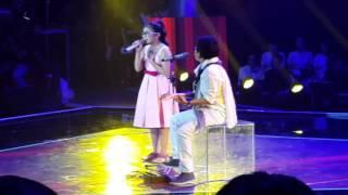 (Fancam) Nguyễn Thiện Nhân / Bài hát Mẹ Yêu Liveshow 4 Giọng Hát Việt Nhí 2014