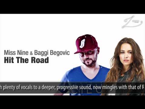 Miss Nine & Baggi Begovic - Hit The Road (Radio Edit)