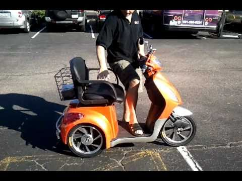 Ew 36 Gt3 Electric Bike Mph Mobility Scooter Worlds