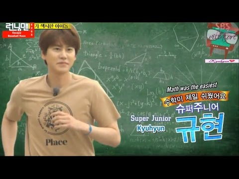 Kyuhyun, God of Math in Idol World! (Eng/Esp)