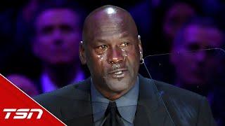 Michael Jordan remembers Kobe Bryant in beautiful tribute