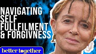 The Art Of Self Fulfillment and Self Forgiveness w/ Anne Lamott   Maria Menounos