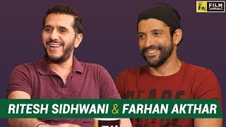 Farhan Akhtar and Ritesh Sidhwani Interview with Anupama Chopra | Fukrey 2
