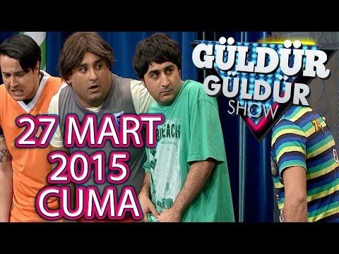 Güldür Güldür Show (68.Bölüm YENİ)  |  27 Mart Son Bölüm 720p HD Tek Parça İzle