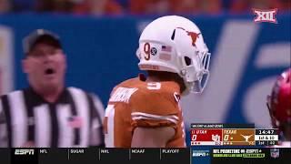 Utah vs. Texas Football Highlights
