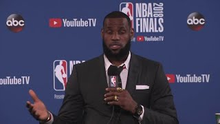Reporters Asking NBA Players Stupid Questions