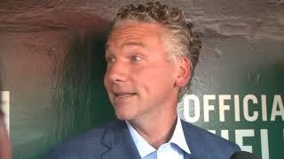 Cardinals GM Mike Girsch talks state of club at trade deadline