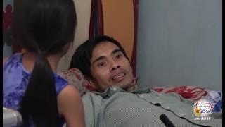 Bé gái 8 tuổi chăm sóc đỡ đần Cha bại liệt khi Mẹ nhẫn tâm bỏ 2 Cha Con ra đi