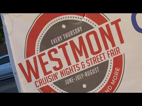 Westmont Cruisin' Nights & Street Fair - Westmont, Illinois