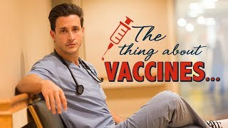 The Thing About Vaccines... | Vaccine Controversies | Doctor Mike