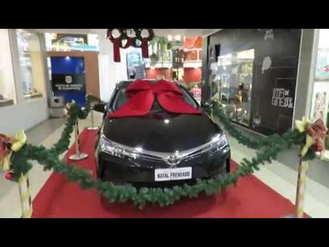 Esmeralda Shopping lança campanha inédita de Natal