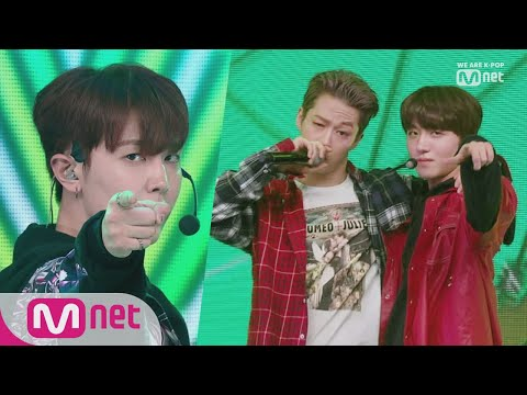 [SF9 - Play Hard] Comeback Stage | M COUNTDOWN 190221 EP.607