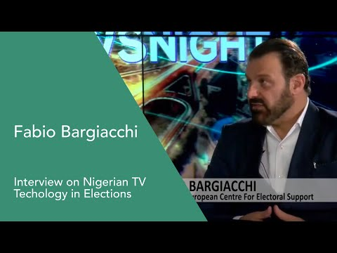 News report: Use of technology in Nigerian elections