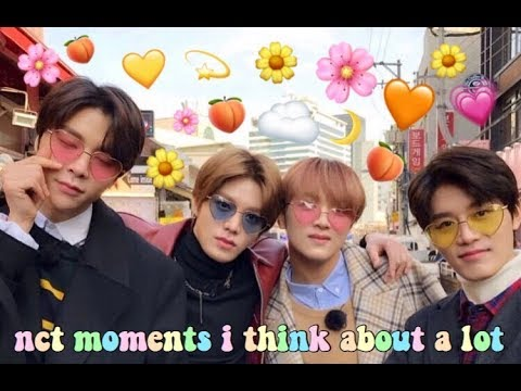 nct moments i think about a lot
