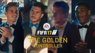 FIFA 17 - The Golden Controller ft. Reus, Hazard, Martial, James