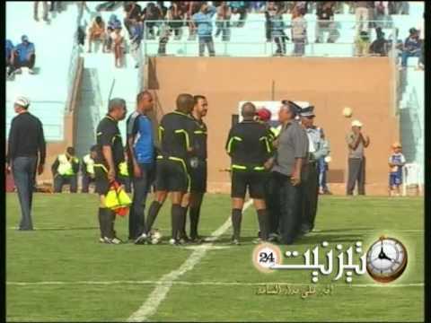 لقطات مباراة قدماء أمل تيزنيت مع قدماء المنتخب الوطني