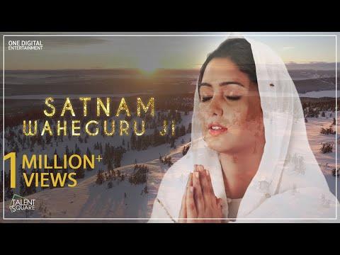 Satnam Waheguru Ji - Harshdeep Kaur - Guru Nanak Jayanti Special