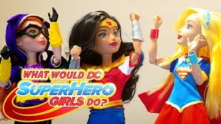 What Would DC Super Hero Girls Do? | ALL Episodes ✨ | DC Super Hero Girls