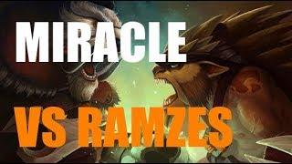 Miracle [Morphling] Wrecks Ramzes | 19-4 K-D | Dota 2 Pro Gameplay!
