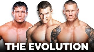 The Evolution of Randy Orton - WWE (2001-2019)