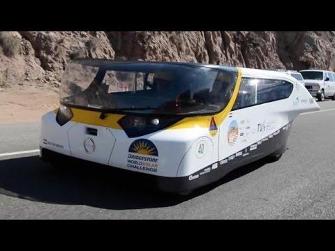 Stella Solar Powered Car