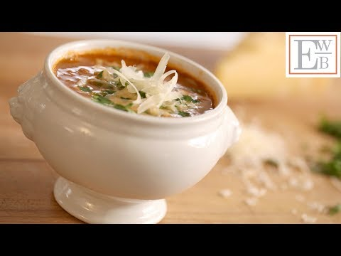 Beth's Minestrone Soup Recipe   ENTERTAINING WITH BETH