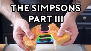 Binging with Babish: Skinner's Stew from The Simpsons