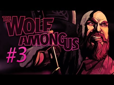 HELP ME DECIDE BROS! - The Wolf Among Us - Gameplay, Playthrough - Part 3 - Smashpipe Games