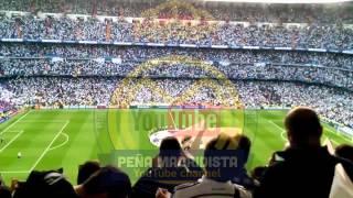 أغنية ريال مدريد من ملعب سانتياغو برنابيو | ريال مدريد 1-0 أتلتيكو مدريد -