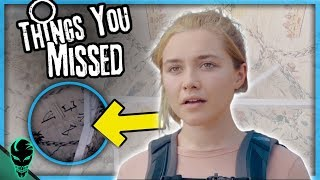 34 Things You Missed In Midsommar (2019)