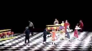 Ringling Brothers Blue Unit Diner Gag